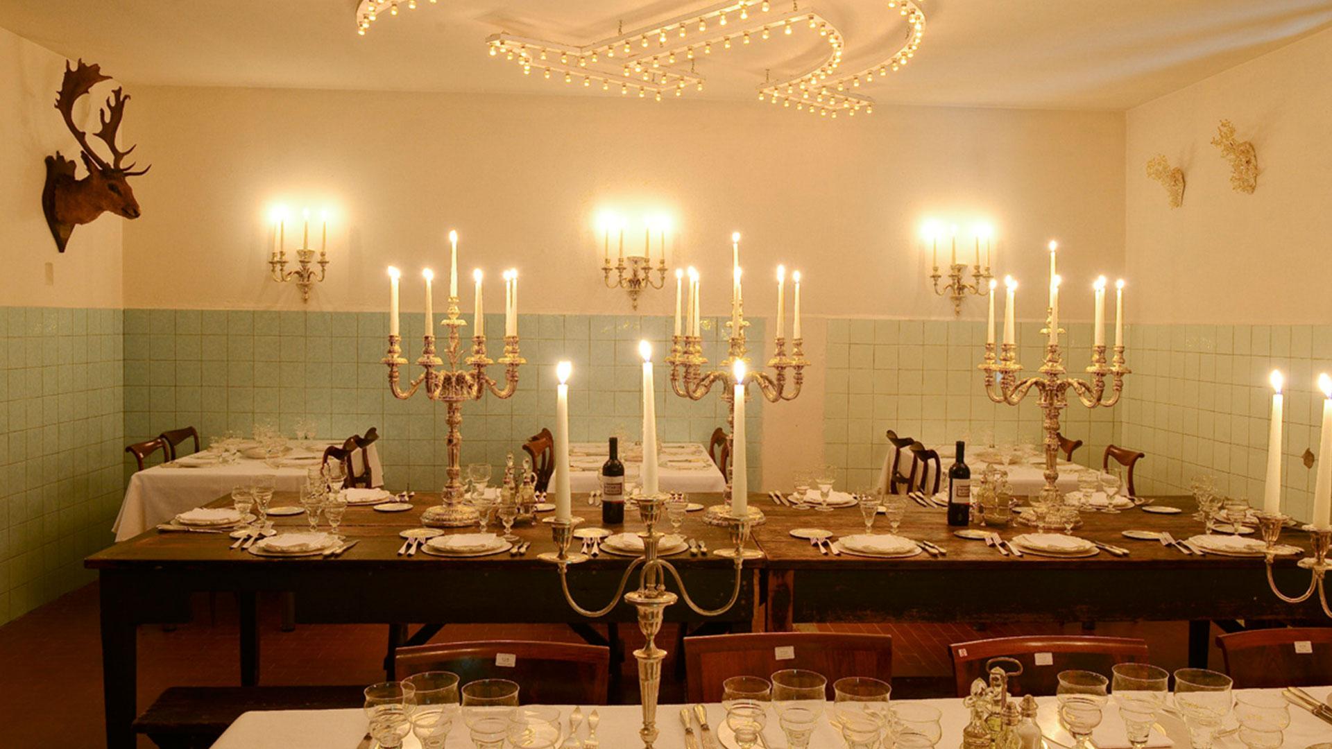 Pampaloni Restaurant